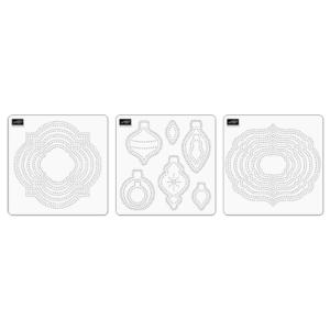 Festive Paper Piercing Pack