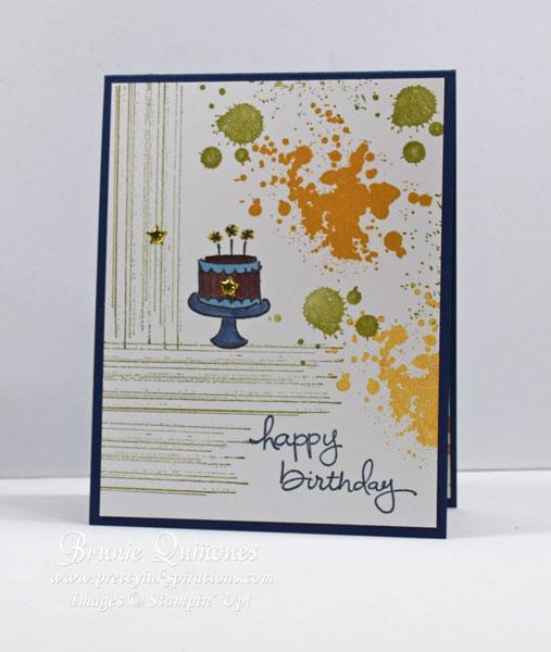 Endless Birthday & Gorgeous Grunge